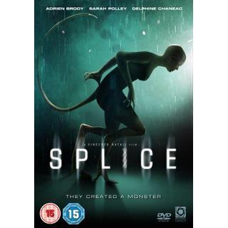 Splice [DVD]